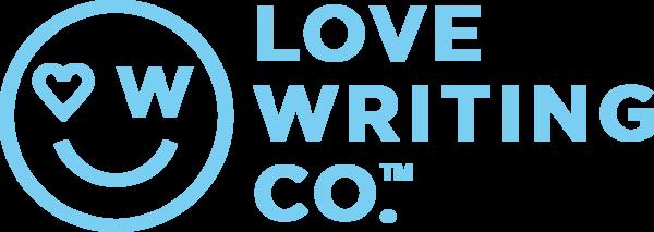 Love Writing Co.'s logo