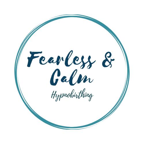 Fearless & Calm Hypnobirthing's logo