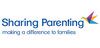 Sharing Parenting 's logo