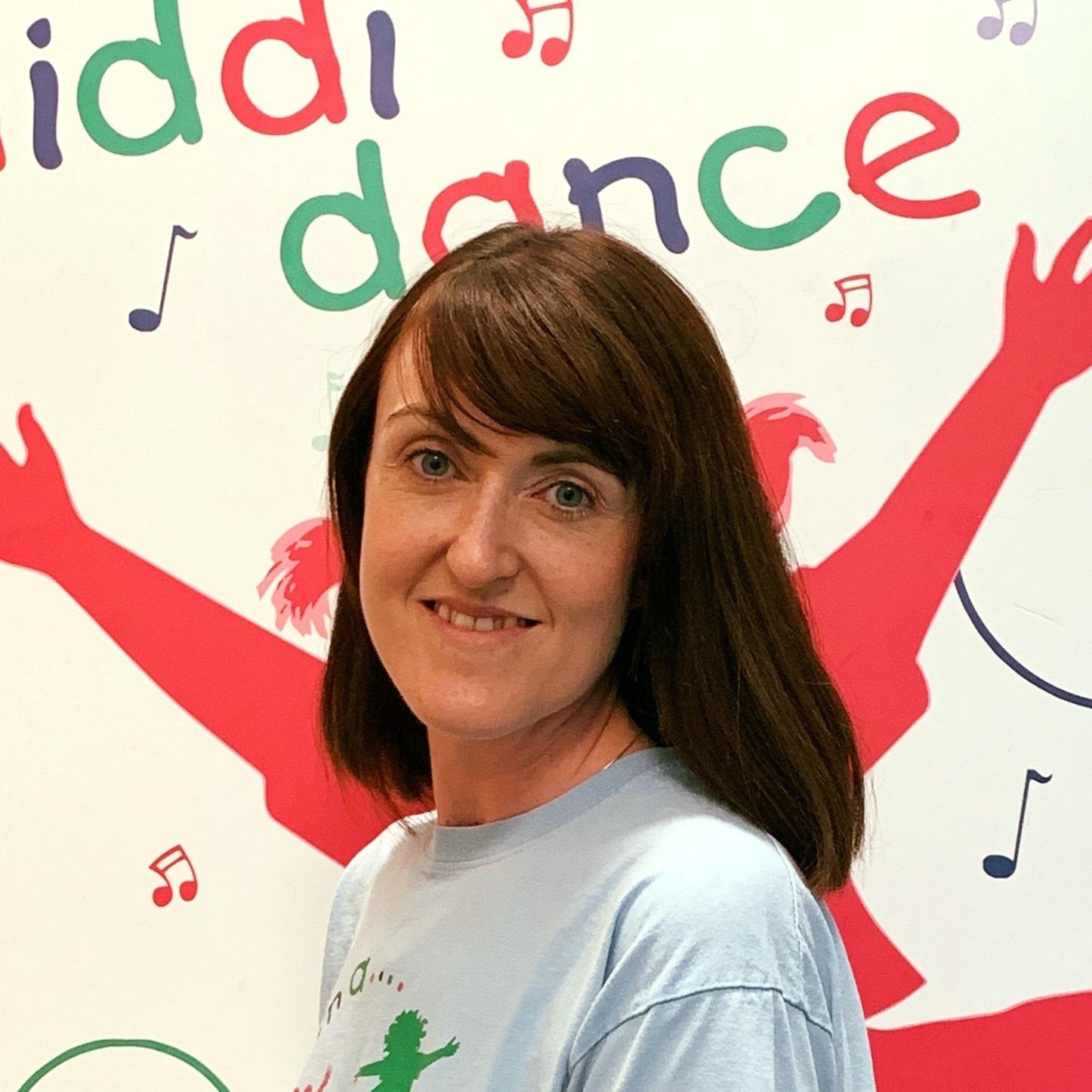 diddi dance Shrewsbury and South Telford's logo