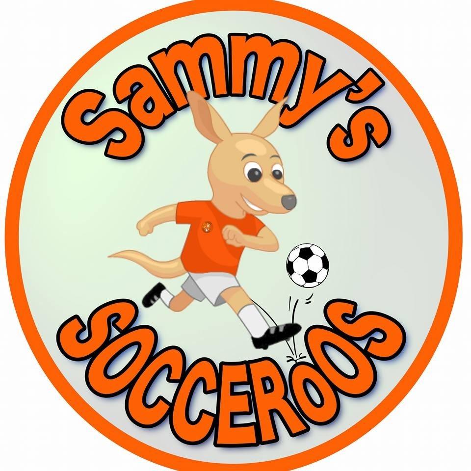 Sammy's Socceroos 's logo