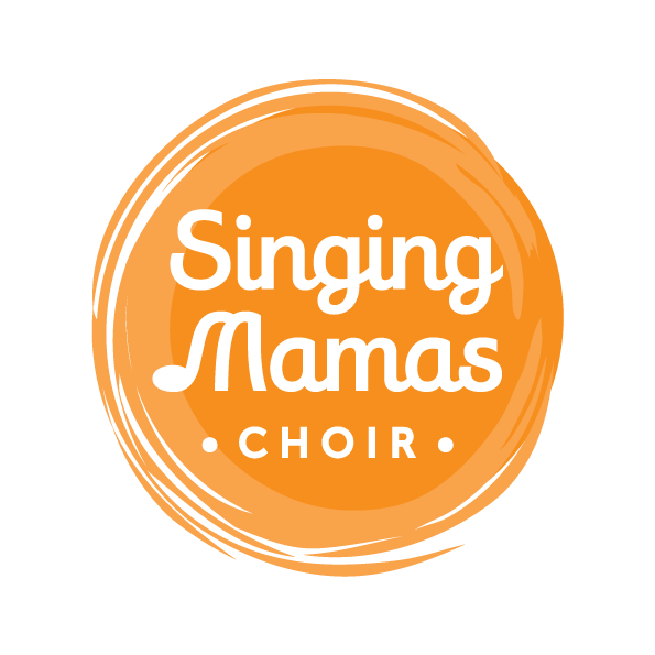 Singing Mamas Choir, Oxfordshire's logo