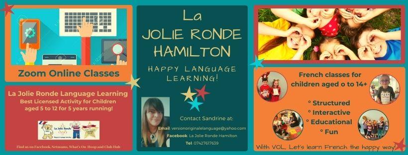 La Jolie Ronde Hamilton's main image