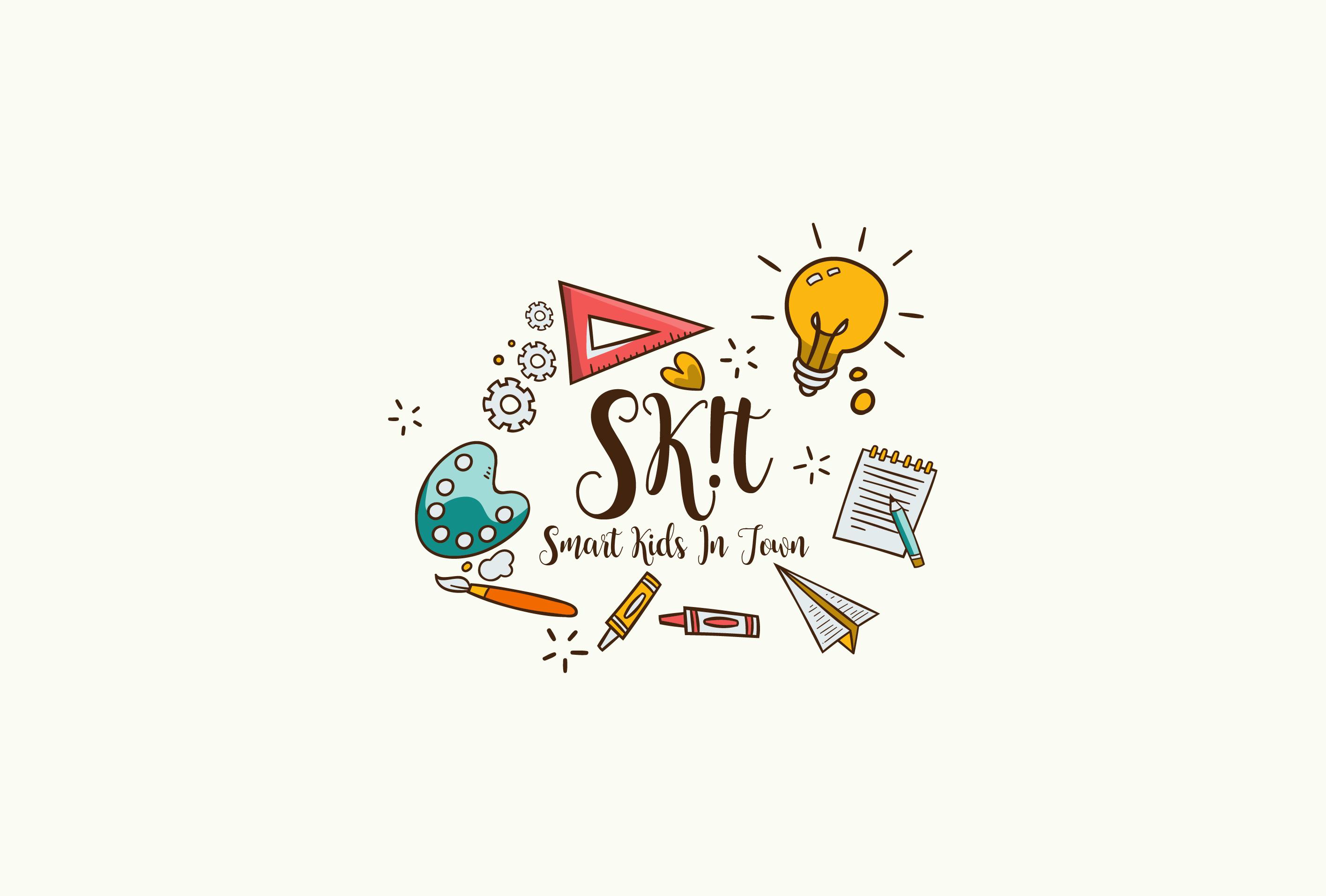Smart Kids In Town's logo