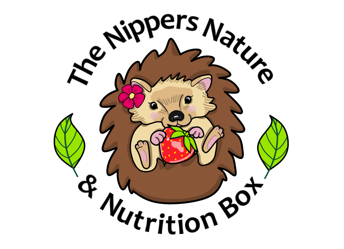 The Nippers Nature & Nutrition Box's logo
