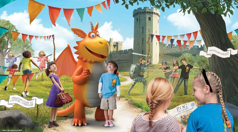 Warwick Castle's main image