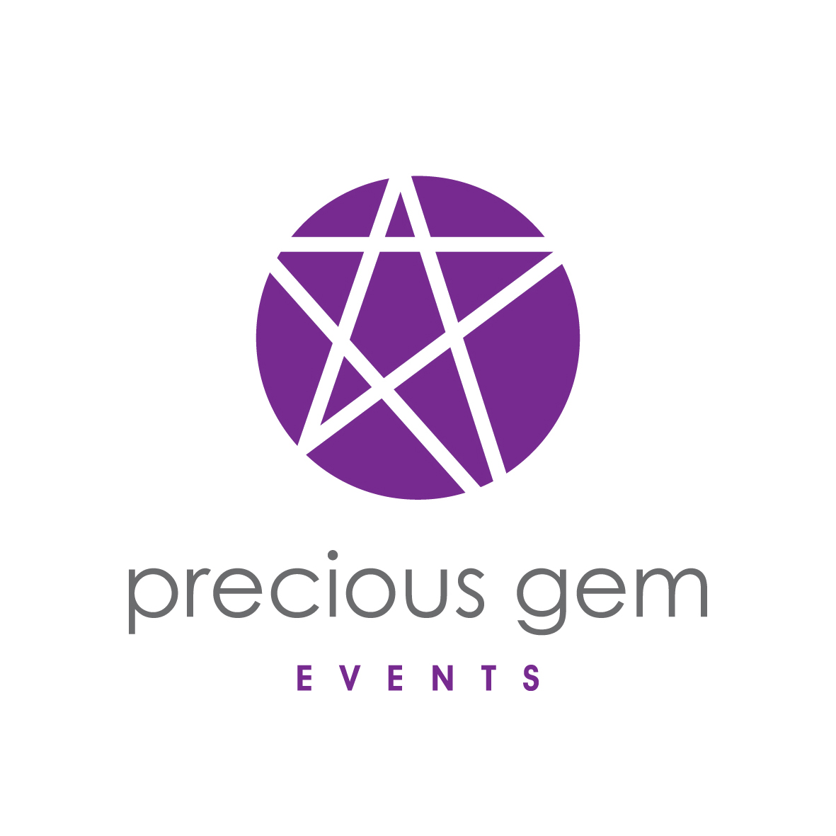 Precious Gem Events's logo