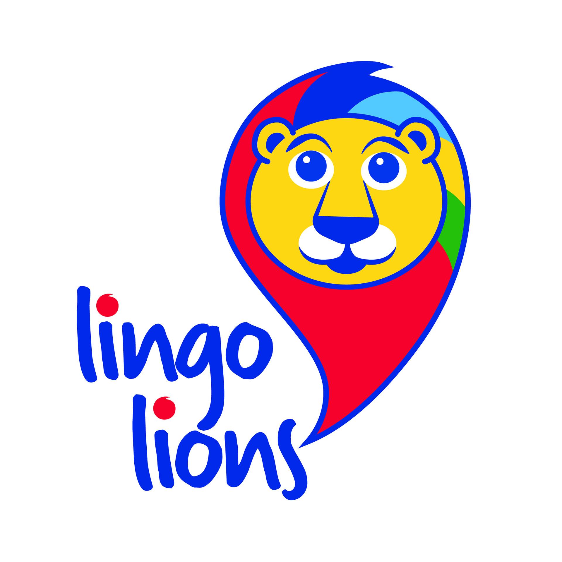 Lingo Lions 's logo
