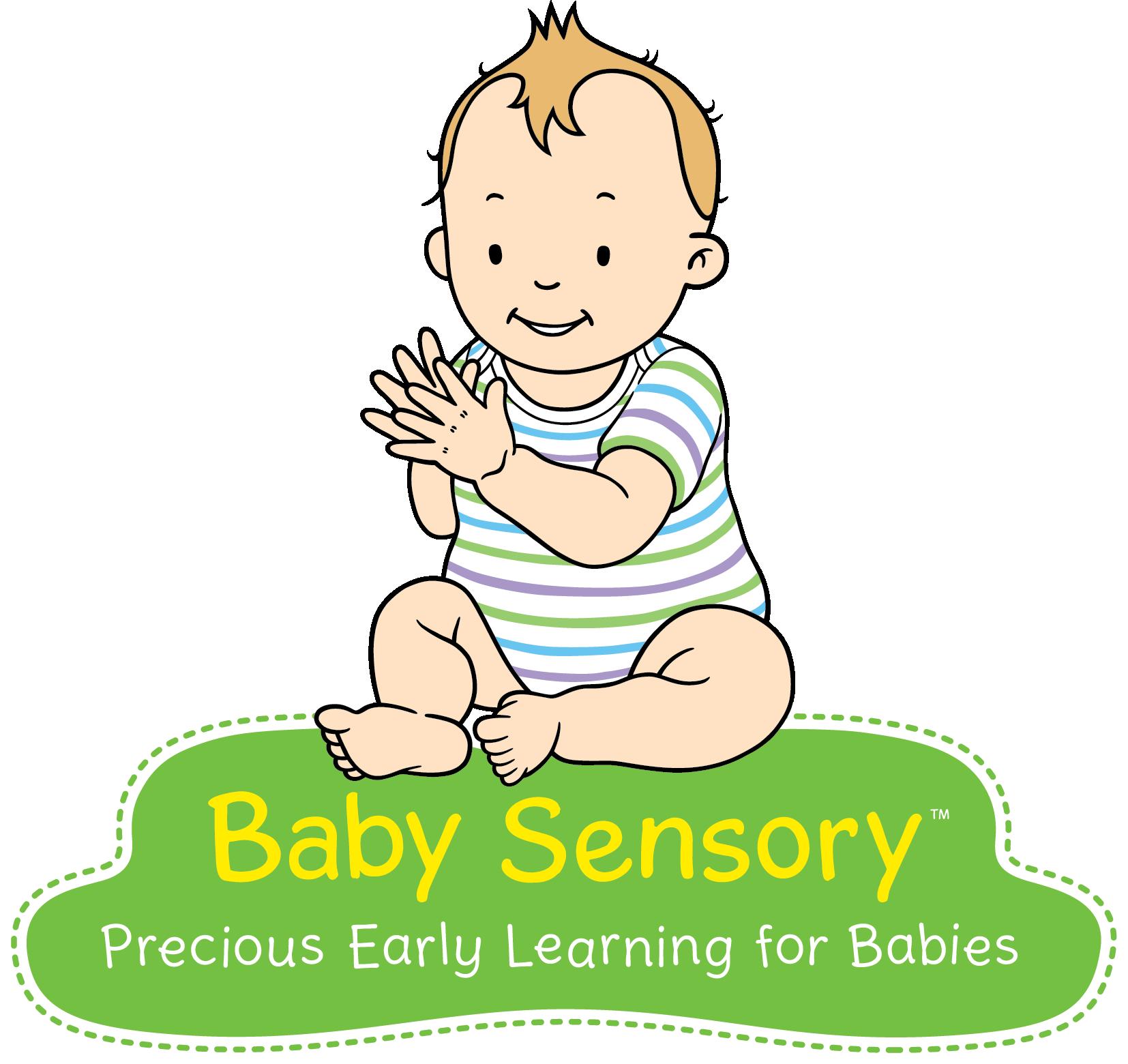Baby Sensory Salisbury, Romsey & Totton's logo