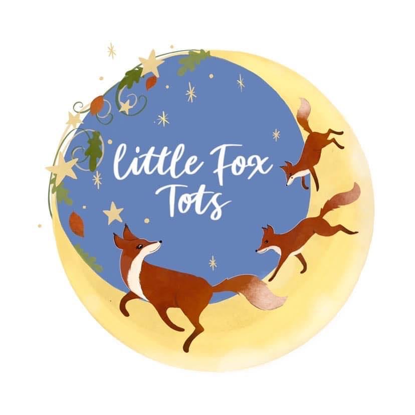 Little Fox Tots Clothing's logo
