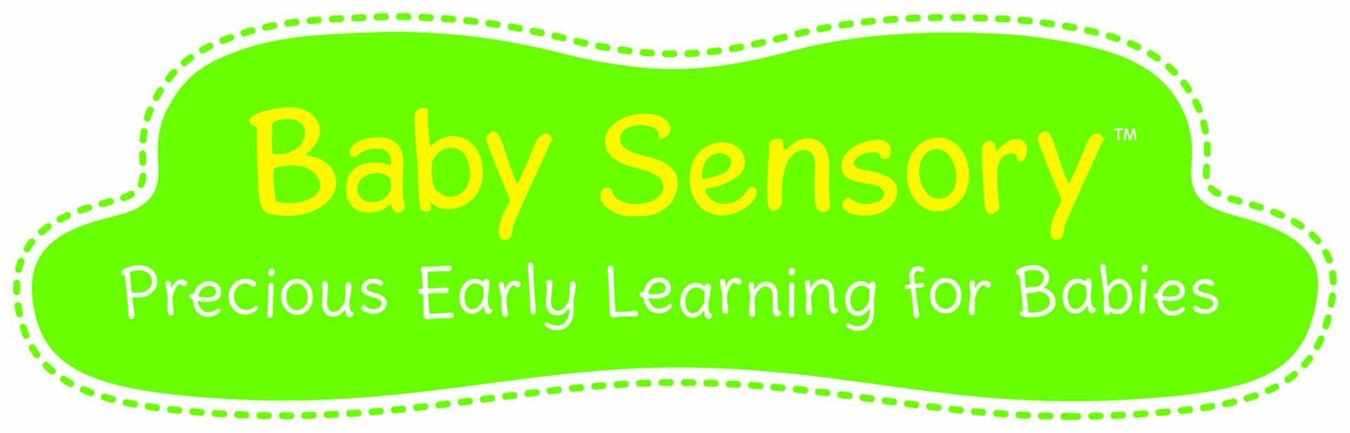 Baby Sensory Grantham, Melton & South Notts's logo